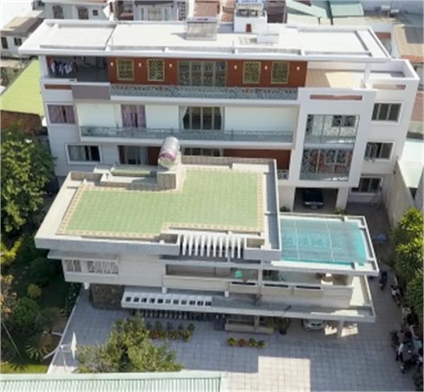 Minh Long thi công cửa nhôm HOPO nhập khẩu chính hãng tại thành phố Vinh Nghệ An
